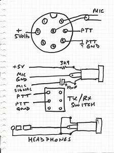 Yaesu Mic Wiring Diagrams