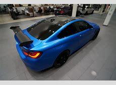 West Coast Customs works their magic on a BMW M4 GTS