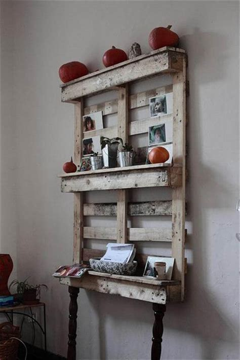 diy pallet bookshelf 25 diy pallet shelves for storage your things 101 pallets