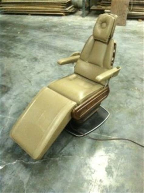 used chayes virginia dental chair for sale dotmed