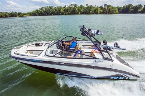 Yamaha Boats by 2015 Yamaha 240 Series Ultra With Sure Footed