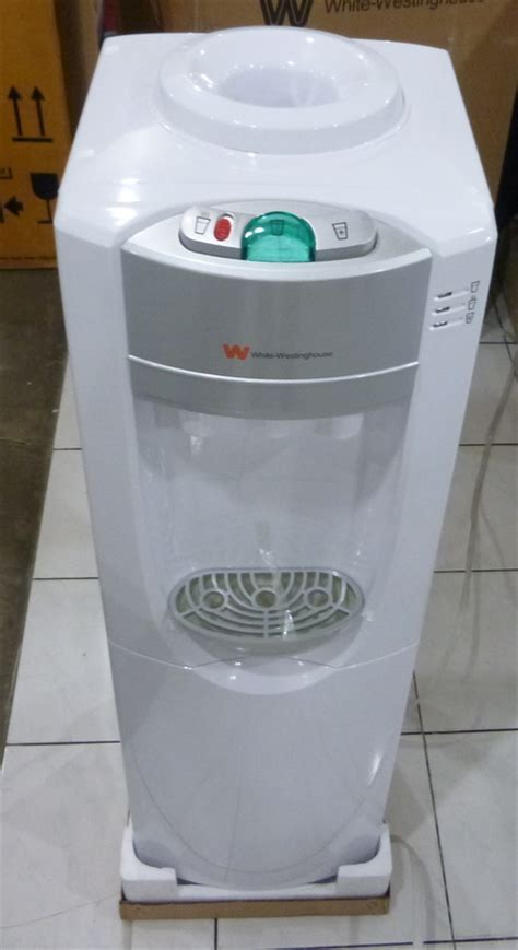 White Westinghouse Hot & Cold Water Dispenser   Cebu