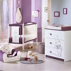 Chambre Bébé Disney : lit nautis bebe 9 b b doudou univers ~ Farleysfitness.com Idées de Décoration