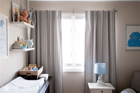 gray and white neutral nursery
