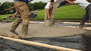 Fundament Für Terrasse : torcretare beton ~ Yasmunasinghe.com Haus und Dekorationen
