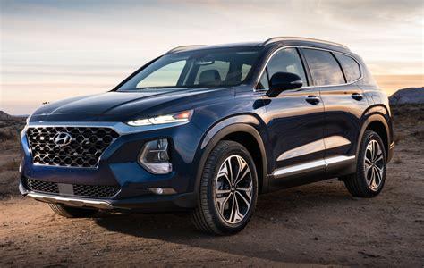 2019 Hyundai Santa Fe Review These Are The Top Ten
