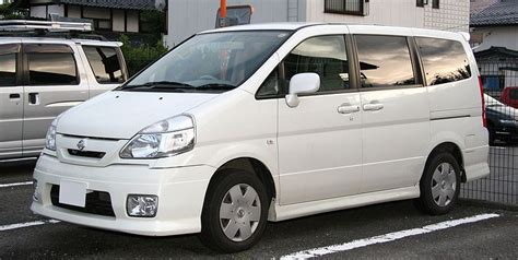 Nissan Serena Backgrounds by Imcdb Org 2002 Nissan Serena Highway C24 In