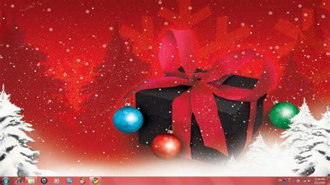 Windows7 Christmas Themes By Microsoft