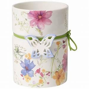Vase Villeroy Und Boch : villeroy boch vase breit 18cm mariefleur spring online ~ A.2002-acura-tl-radio.info Haus und Dekorationen
