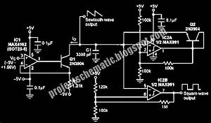 Free Project Circuit Schematic  High Performance Sawtooth