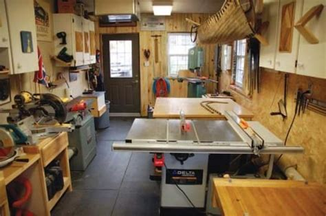 real life shops woodworking shop layout workshop