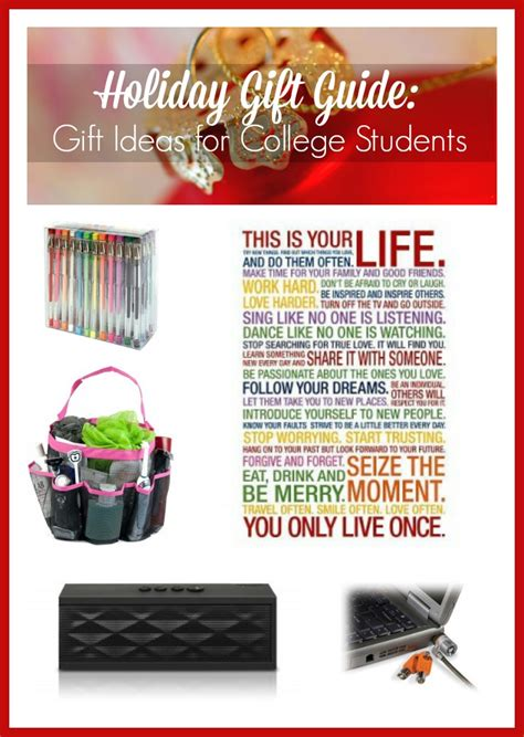 Gifts For by Gift Guide Gift Ideas For College Students The