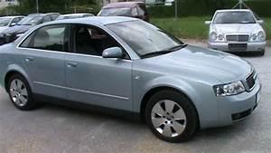 Audi A4 2003 : 2003 audi a4 1 9 tdi full review start up engine and in depth tour youtube ~ Medecine-chirurgie-esthetiques.com Avis de Voitures