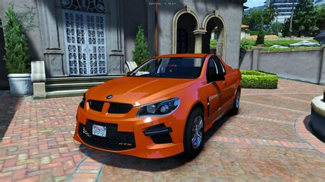 Hsv Limited Edition Gts Maloo (add-on/replace/extras