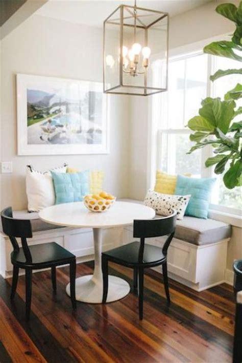 space saving interior design ideas  corner kitchen nooks  dining areas