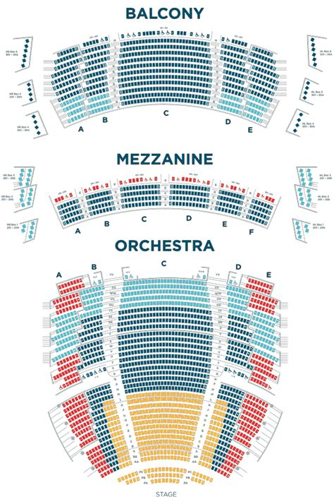 chicago theater seat map swimnova denver broncos seating diagram diagrams auto parts