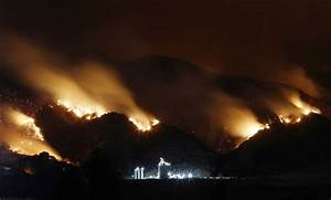 Firefighters battle record-breaking wildfires across ...