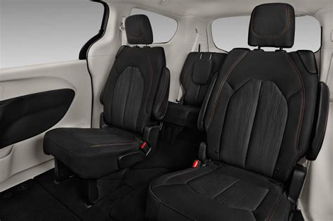Chrysler Pacifica Seat Covers by 2017 Chrysler Pacifica Touring L Test Review Car And