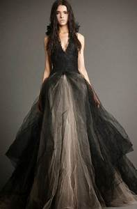black plus size wedding dress pluslookeu collection With black wedding dresses plus size