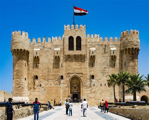 Citadel of Qaitbay - Wikipedia