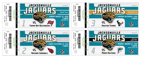 Jaguars Season Tickets by Graphic Design Works By Dwayne Breaker At Coroflot