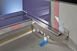 Dusche Fliesen Wasserdicht : mit system und koordination bodengleiche duschen bei ~ Michelbontemps.com Haus und Dekorationen