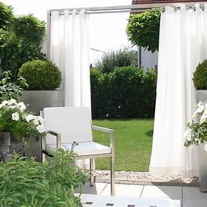 paravent garten elegant sichtschutz paravent im garten With französischer balkon mit raumteiler metall garten
