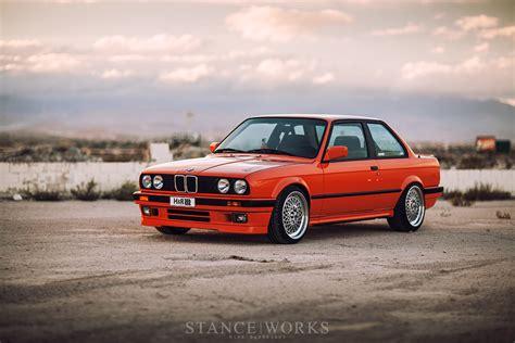 the h r orange bmw e30 318is restoration