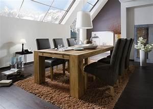 Eiche Massiv Möbel : m bel ausstellungsst ck tisch balder eiche massiv 260 x 100 cm ~ Frokenaadalensverden.com Haus und Dekorationen