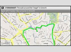 map Create an Android GPS tracking application Stack