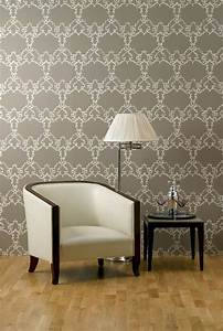 Nina Campbell Luxury Wallpaper « Interior Design Files