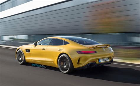 cheap 4 door sports cars mercedes amg teases four door amg gt sports car ahead of