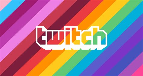 Celebrate Pride Month With Twitch!