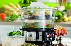 Top 10 Best Electric Food Steamers Of 2017 - Reviews