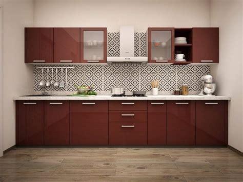 glass cabinet shutter   modular kitchen designwud