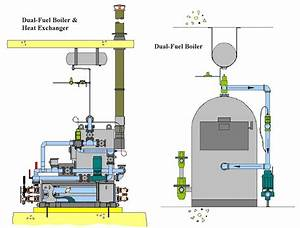 Piping Diagram For Boilers