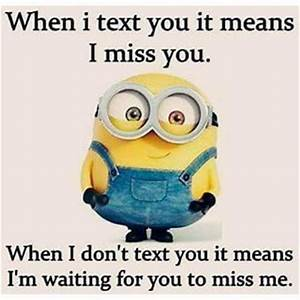 Image Gallery i miss you minion