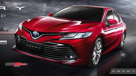 toyota camry hybrid debuts india launch
