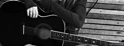 Black Guitar Cover Photos For Facebook Driverlayer