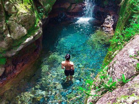 curug ciampea green lagoonnya bogor  airnya sebening