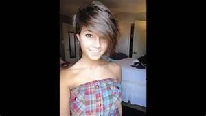 Coupe Cheveux Asymétrique : coupes de cheveux asym trique 2014 youtube ~ Melissatoandfro.com Idées de Décoration