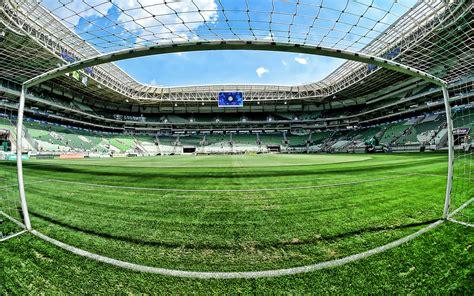 Download wallpapers Palmeiras Stadium, tribunes, Allianz ...