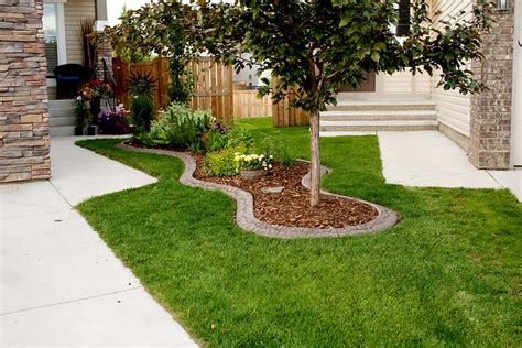 Edging A Flower Bed   Bee Home Plan   Home decoration ideas