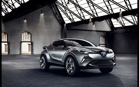 2018 Toyota C Hr Concept Wallpaper Hd Car Wallpapers