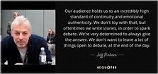 TOP 10 QUOTES BY JEFF PINKNER | A-Z Quotes