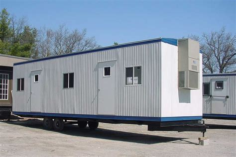 Office Space Trailer by 10x36 Construction Trailers Triumph Modular