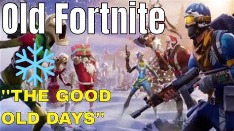 fortnite gameplay season  christmas update youtube