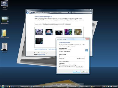 Stardock Deskscapes Animated Wallpaper - stardock animated wallpaper gallery