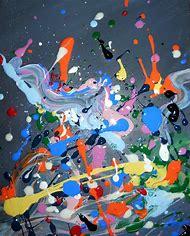 Jackson Pollock Art Painting