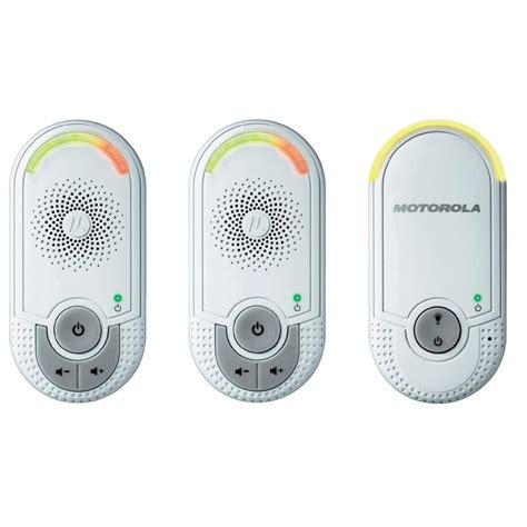 babyphone pour 2 chambres motorola mbp8 2 sur le site conrad 809341